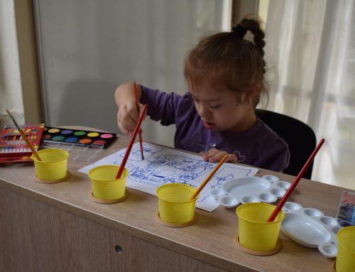 Кампанията на Каритас Русе за подобряване на условията за работа с деца със специални нужди приключи