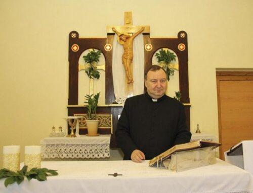 Монс. Страхил Каваленов бе назначен за Никополски епископ