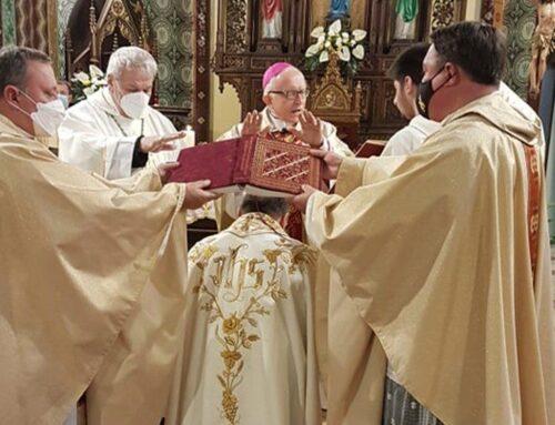 Монс. Страхил Каваленов бе ръкоположен за Никополски епископ